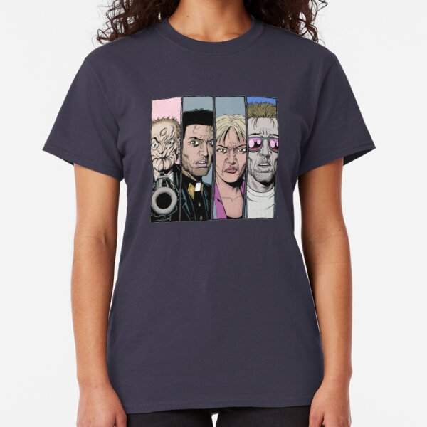 Preacher Season 2 Comic Book Cult Tv Show T Shirt
