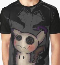 [POKEMON] Mimikyu . : ver. 2 : . Graphic T-Shirt