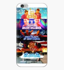 5 Stages of HDF- 21 Jump Street iPhone Case