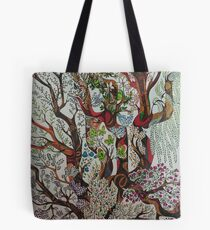 The Mother Tree Tote Bag