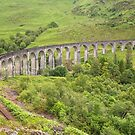 Glenfinnian Viaduct by tinnieopener