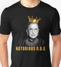 The Notorious Ruth Bader Ginsburg (RBG) Unisex T-Shirt