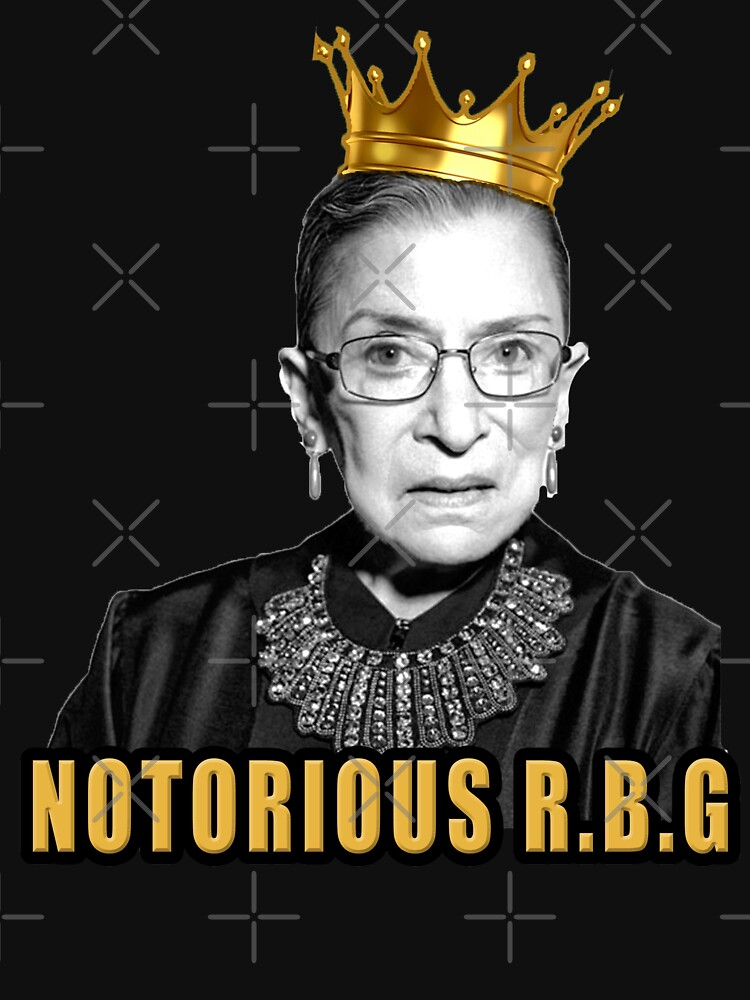 The Notorious Ruth Bader Ginsburg  | Women's Fitted Scoop T-Shirt