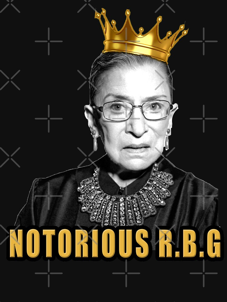 La notoria Ruth Bader Ginsburg (RBG) de Thelittlelord