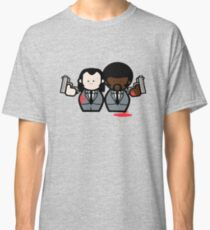 Jules and Vincent- Pulp Fiction Classic T-Shirt