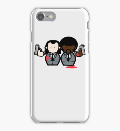Jules and Vincent- Pulp Fiction iPhone Case/Skin