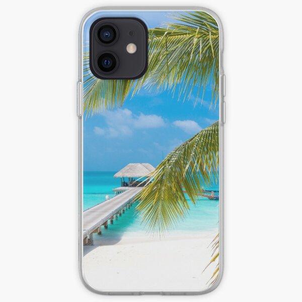 BEACH WALK iPhone Soft Case