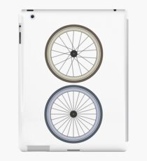 Fixie Two wheels iPad Case/Skin