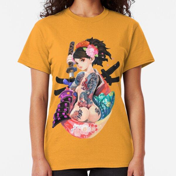 Yakuza Girl Classic T-Shirt