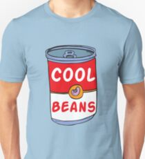 Can of Cool Beans Unisex T-Shirt