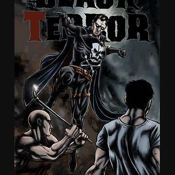 The Black Terror by MontyBorror