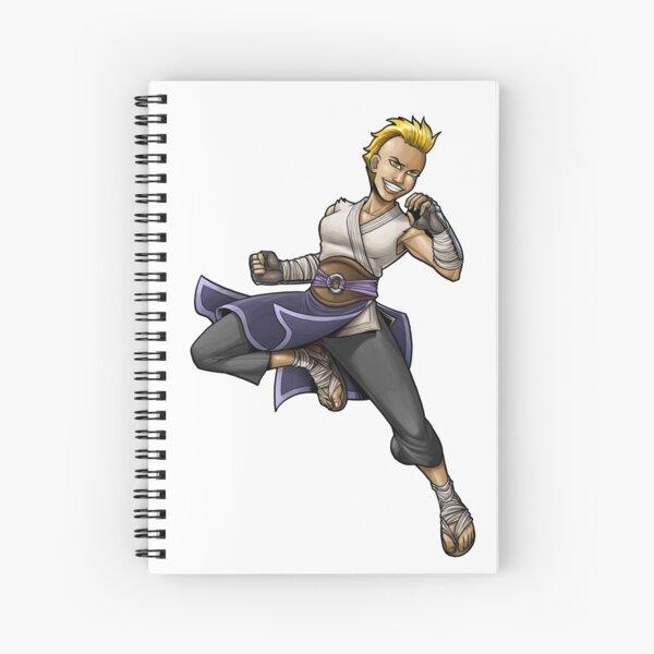 Void Ocean - Seiza Spiral Notebook