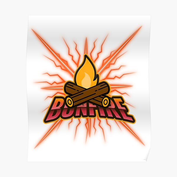 Bonfire Crypto Poster
