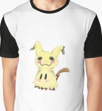 Mimikkyu Print Graphic T-Shirt