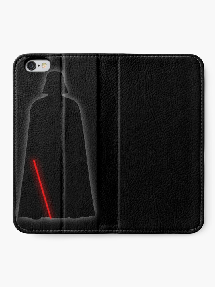 Alternate view of Sith  iPhone Wallet