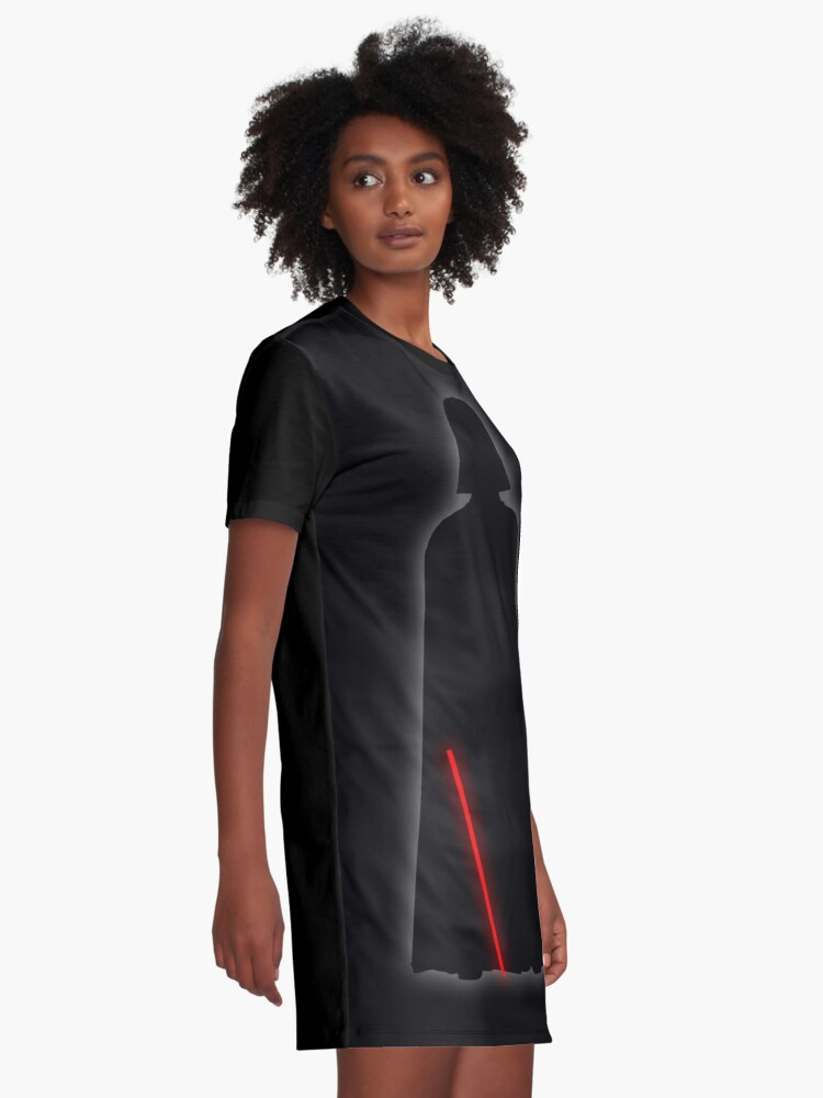 Alternate view of Sith  Graphic T-Shirt Dress