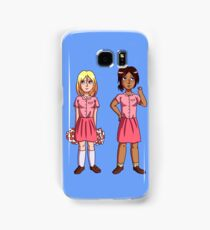 "Ymir and Historia ""But I'm a Cheerleader"" Samsung Galaxy Case/Skin"