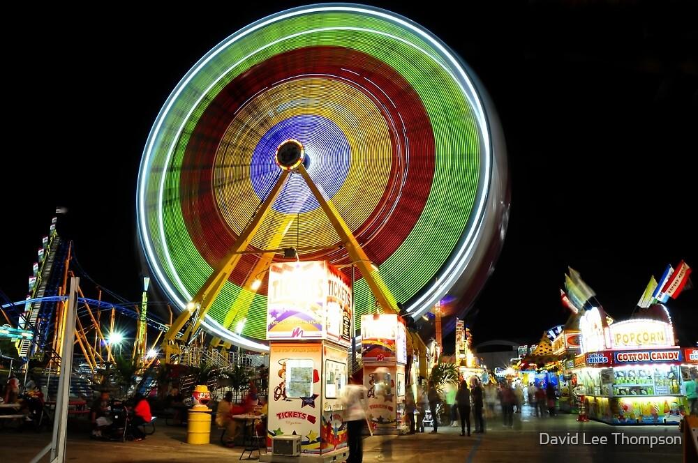 Florida State Fair  by David Lee Thompson