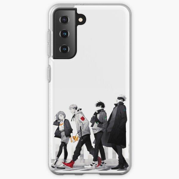 4K Street Wear Urban Jujutsu Kaisen - cool gift for anime lovers - HALLOWEEN GIFT Samsung Galaxy Soft Case