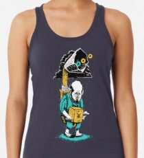 Song of Storms  Racerback Tank Top
