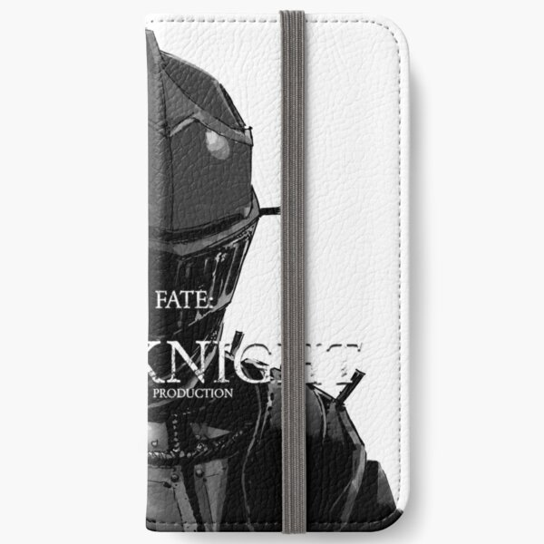 Facing Fate: Black Knight iPhone Wallet