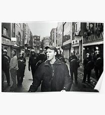 Remonstrator (Soho, London) Poster