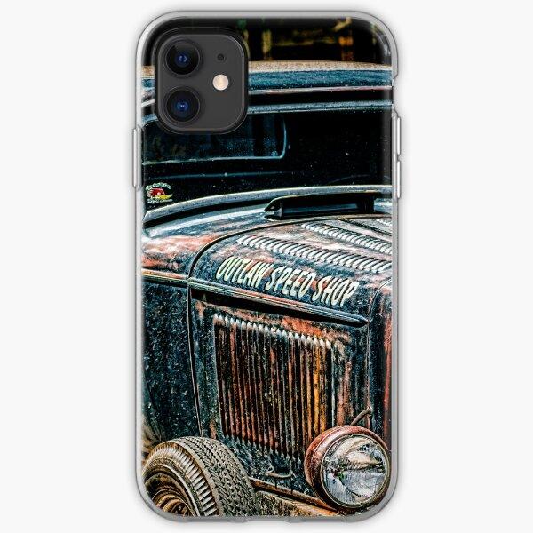 Hot Rod iPhone Soft Case