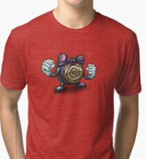 Punch-Drunk Poliwhirl Tri-blend T-Shirt