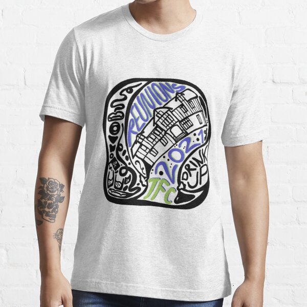 TFC Reunions 2021 White Tees & Hoodies Essential T-Shirt