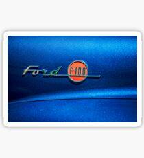 Ford F100 Sticker