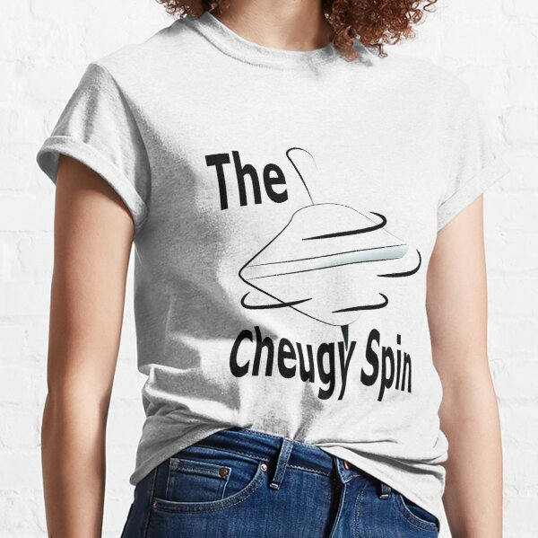 The Cheugy Spin T-Shirt Classic T-Shirt