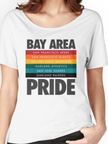 Bay Area Pride Women's Relaxed Fit T-Shirt