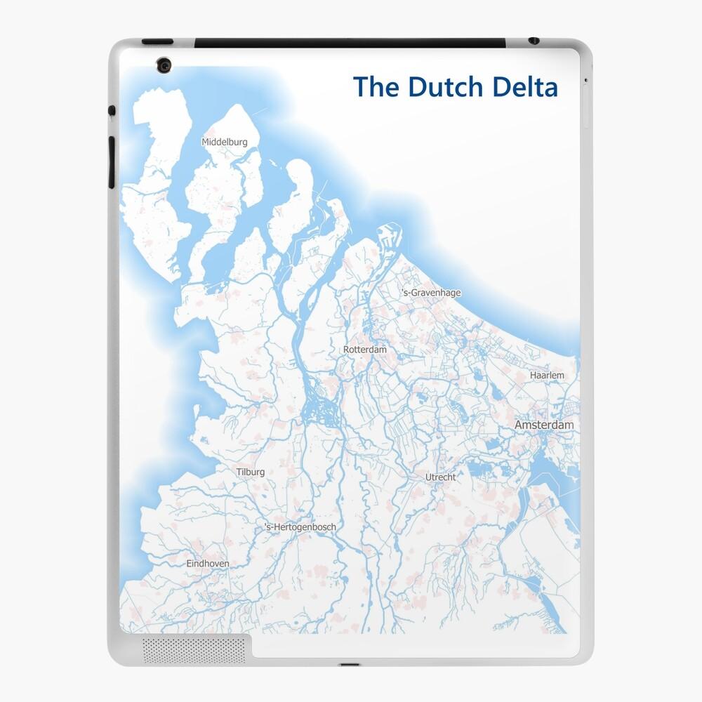 The Dutch Delta iPad Case & Skin