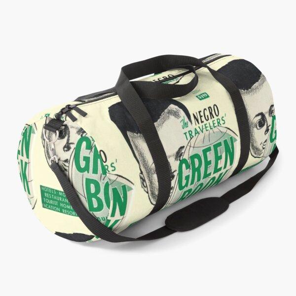 Green Book  Duffle Bag