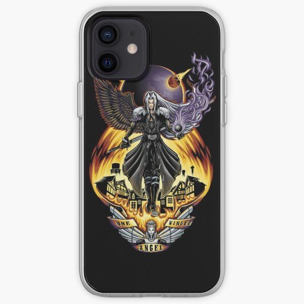 One Winged Angel - Phone Case iPhone Soft Case