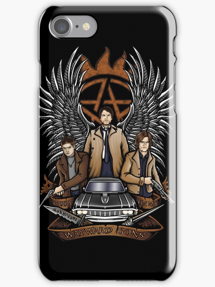 Hunters - Phone Case by TrulyEpic