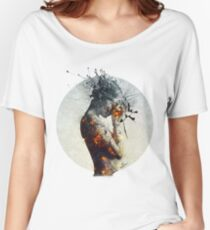 Deliberation Women's Relaxed Fit T-Shirt