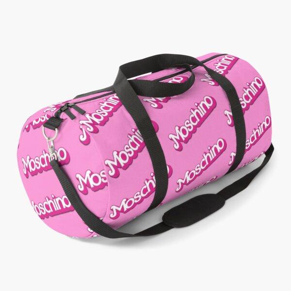 Moschino Retro Barbie (Pink) Duffle Bag