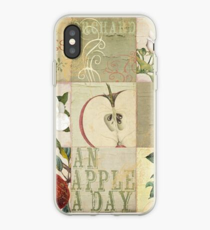 Apple Blossoms II iPhone Case
