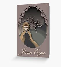 Jane Eyre Greeting Card