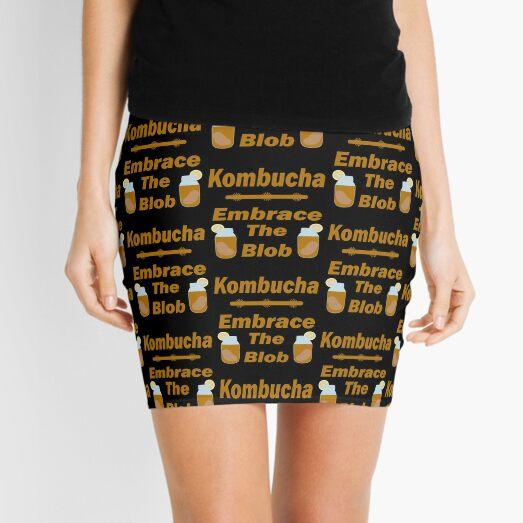 Kombucha   Embrace the Blob Mini Skirt