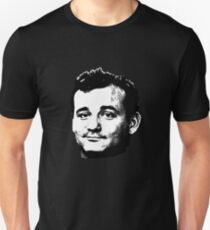 Bill Murray Face Unisex T-Shirt