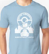 Poke-GO: Sleeping Beauty's Castle Gym Leader Unisex T-Shirt