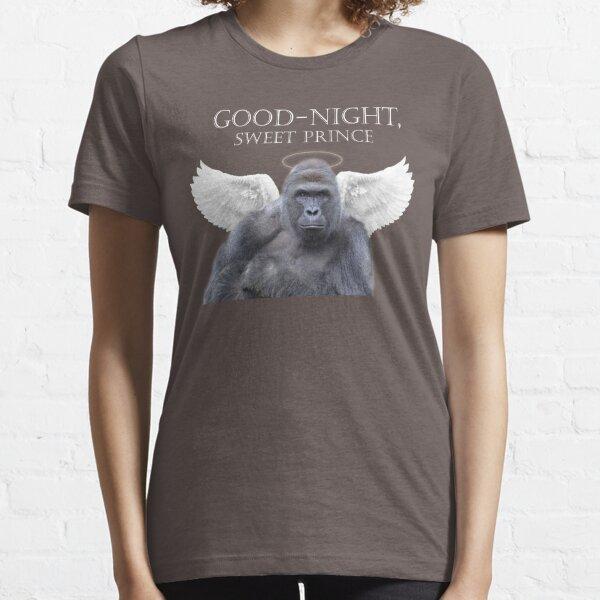 Good-Night, Sweet Harambe Essential T-Shirt