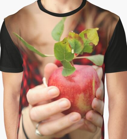 Red, Red Apple Graphic T-Shirt