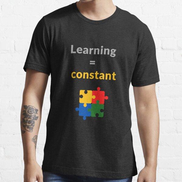 Lifelong learning Essential T-Shirt