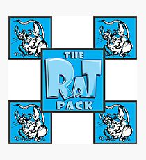 The Rat Pack - 2 Photographic Print