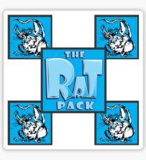The Rat Pack - 2 Sticker