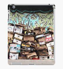 cardboard mosaic iPad Case/Skin