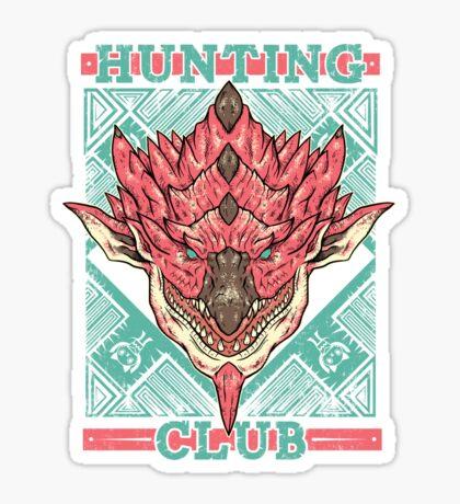 Hunting Club: Pink Rathian  Sticker